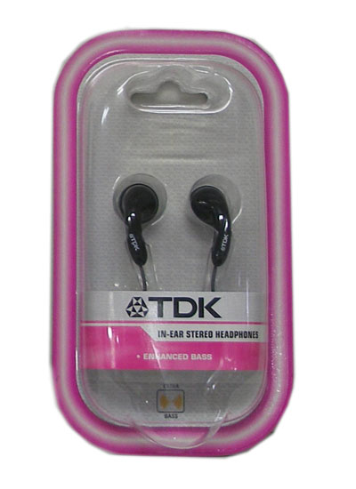 TDK Stereo Head Phone